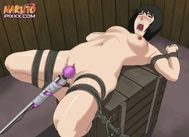 Von naruto nackt shizune Naruto shizune